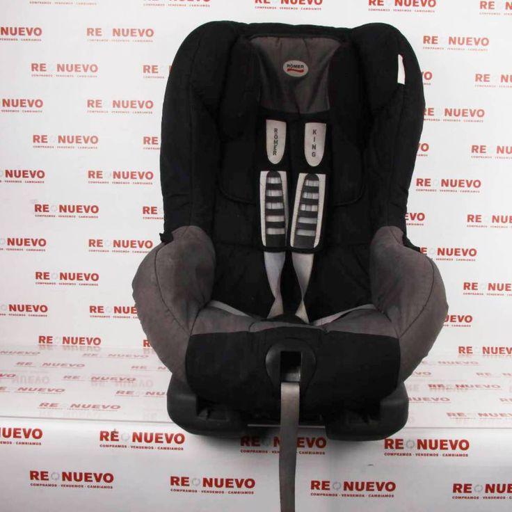 #Silla de coche# de bebe# ROMER KING# de segunda mano# E272718#segundamano#