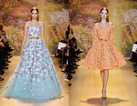 Zuhair Murad haute couture 2014