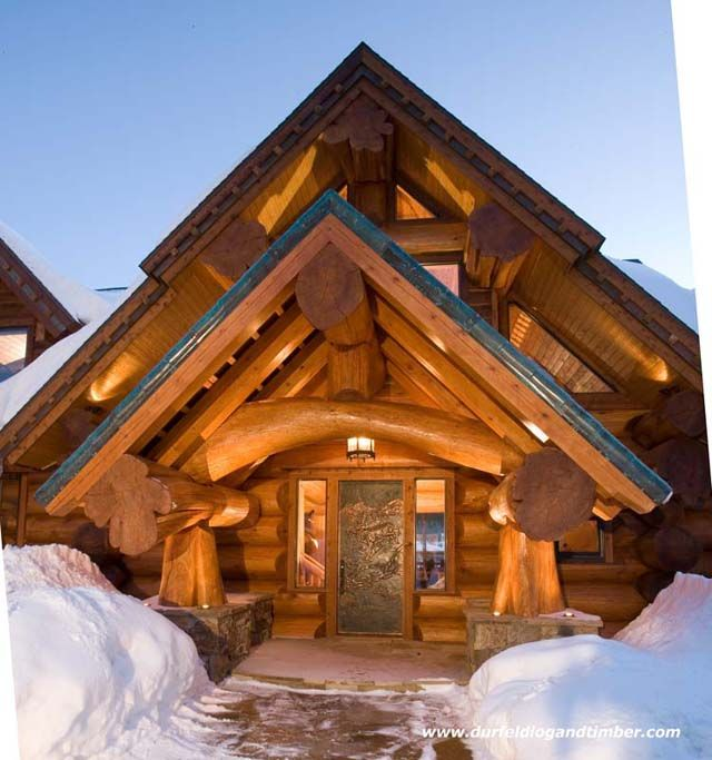 39 Best Images About Log Cabin Dream Home On Pinterest