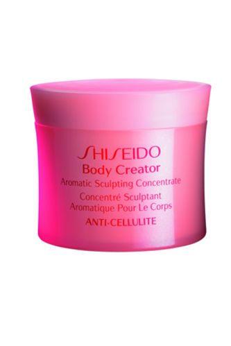 Body Creator, concentré sculptant, Shiseido