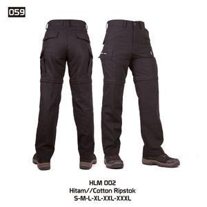 Celana Panjang Gunung dan Hiking tipe Cargo Pria [HLM 002] (Brand Trekking)…