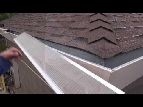 Pine Straw On Metal Roof