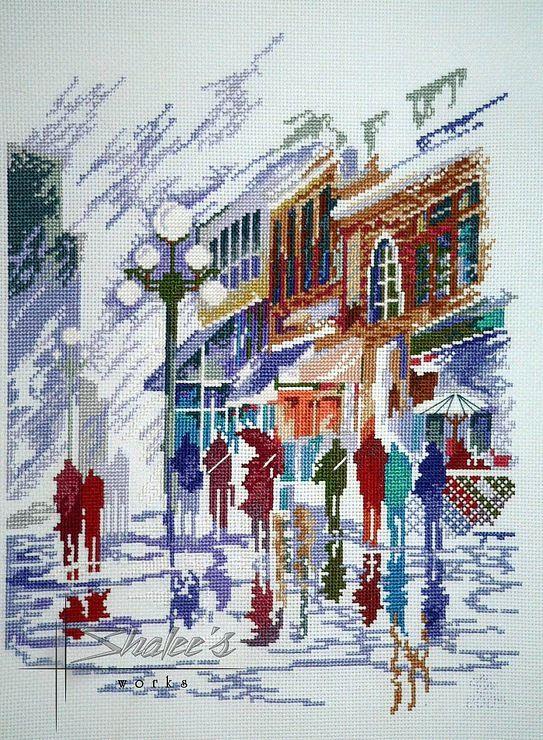 Gallery.ru / Фото #2 - дождливый день - irinakiz