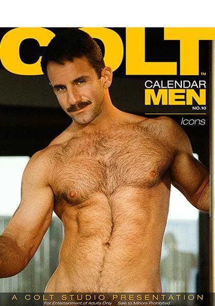 Colt Calendar Men Digital Magazine 10 Icons