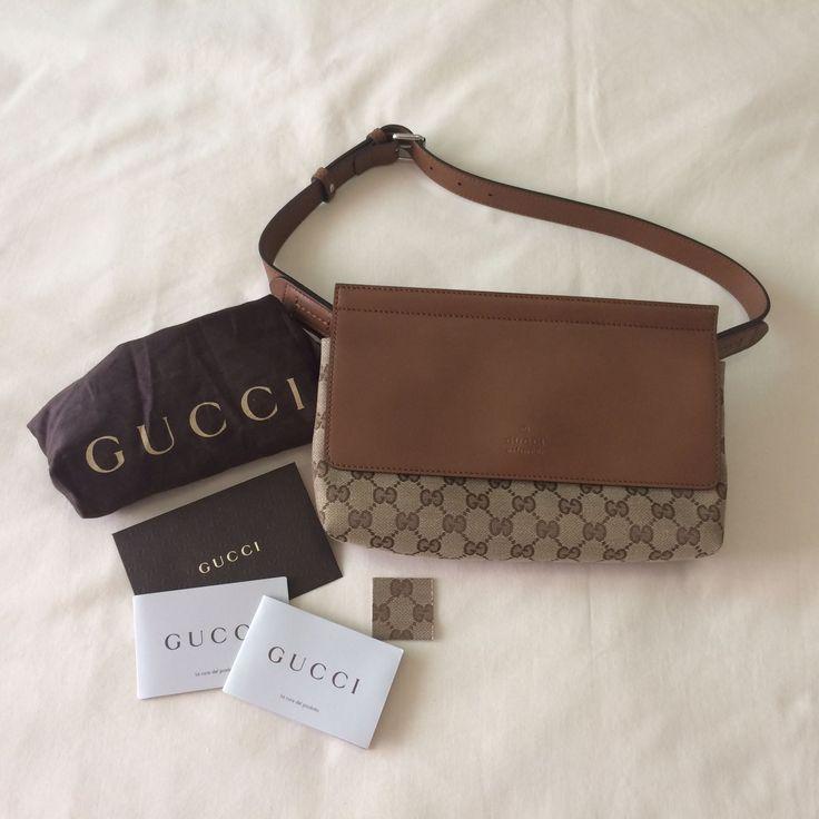 GUCCI Gucci Belt Bag