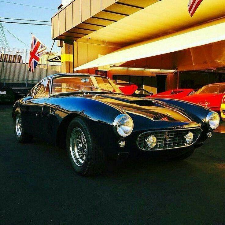 261 best Old sport cars - Ferrari images on Pinterest   Vintage cars ...