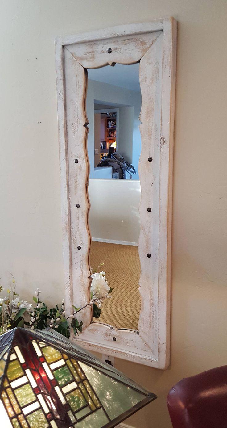Home Decor Mirror - Southwestern Floor or Wall Mirror by DesertGallery on Etsy