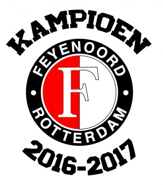 Feyenoord Kampioen 2016-2016 (1)