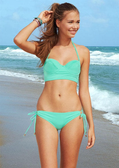 Teen tankini bathing suits
