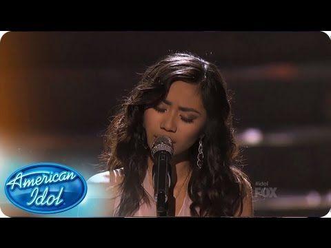 ▶ Jessica Sanchez: The Prayer - Top 2 - AMERICAN IDOL SEASON 11 - YouTube