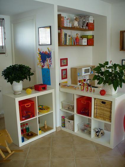 Espace de jeu (avec images) | Décoration maison, Rangement jouet, Espace de jeux