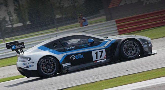 Aston Martin Gelar Balap One-Make GT3