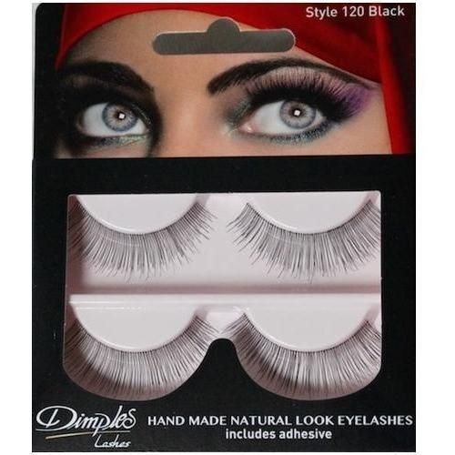 Buy Dimples False Eyelashes 120 Online at Cosmetics4uonline.co.uk - Cosmetics4uOnline.co.uk