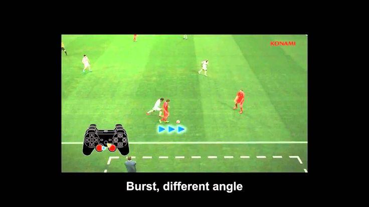 PES 2014   PES 2014 Amazing Skills Tutorial   Dribbling   Ball Control