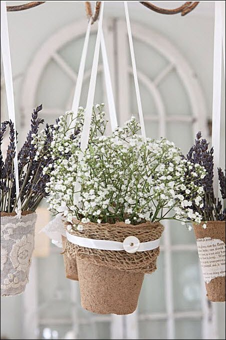 25 Best Alternative Hanging Baskets Images On Pinterest