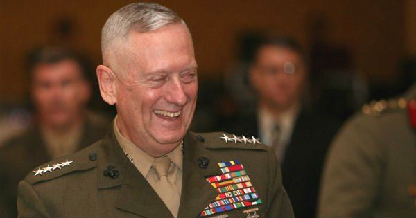 YES! Tweet from Duffel Blog about Mattis' supposed outfit at his confirmation hearing WINS Twitter