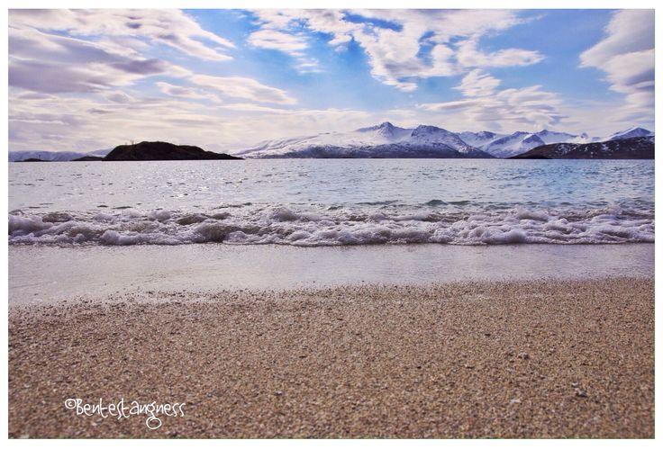 Hillesøy - Sommarøy -Tromsø - Troms - Northern Norway
