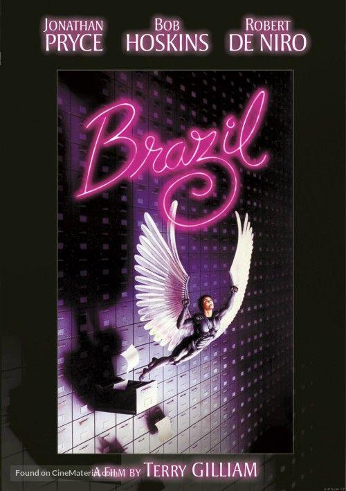 Brazil movie cover