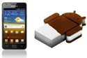 Samsung Galaxy S II gets Android 4.0 Ice Cream Sandwich Upgrade