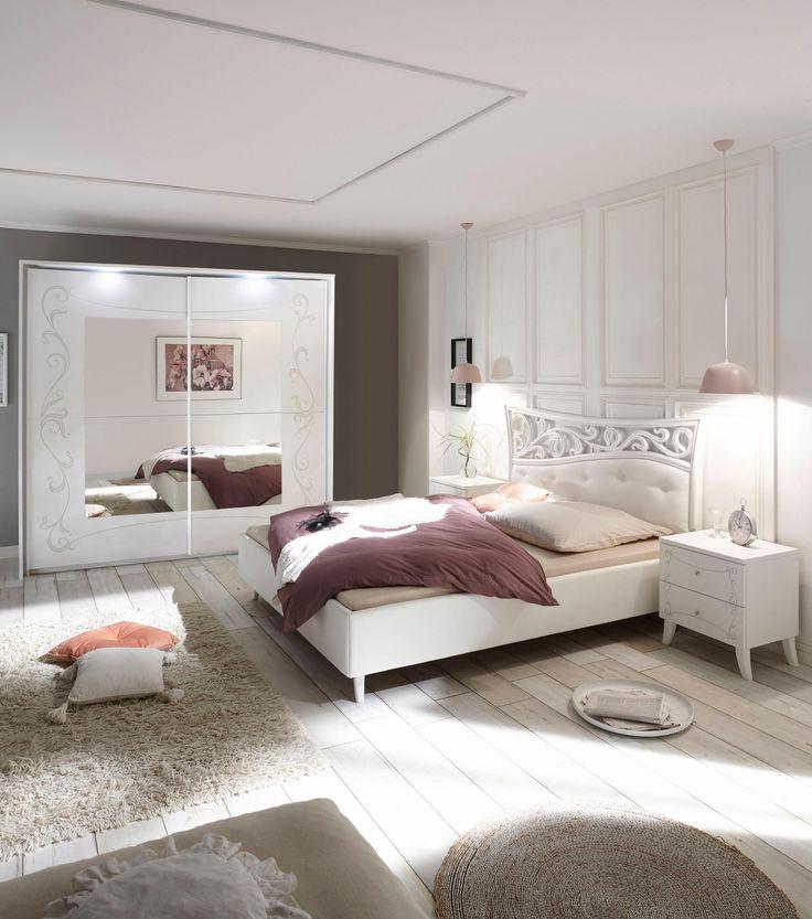 Die besten 25+ Schlafzimmer Sets Ideen auf Pinterest weiße - italienische schlafzimmer komplett