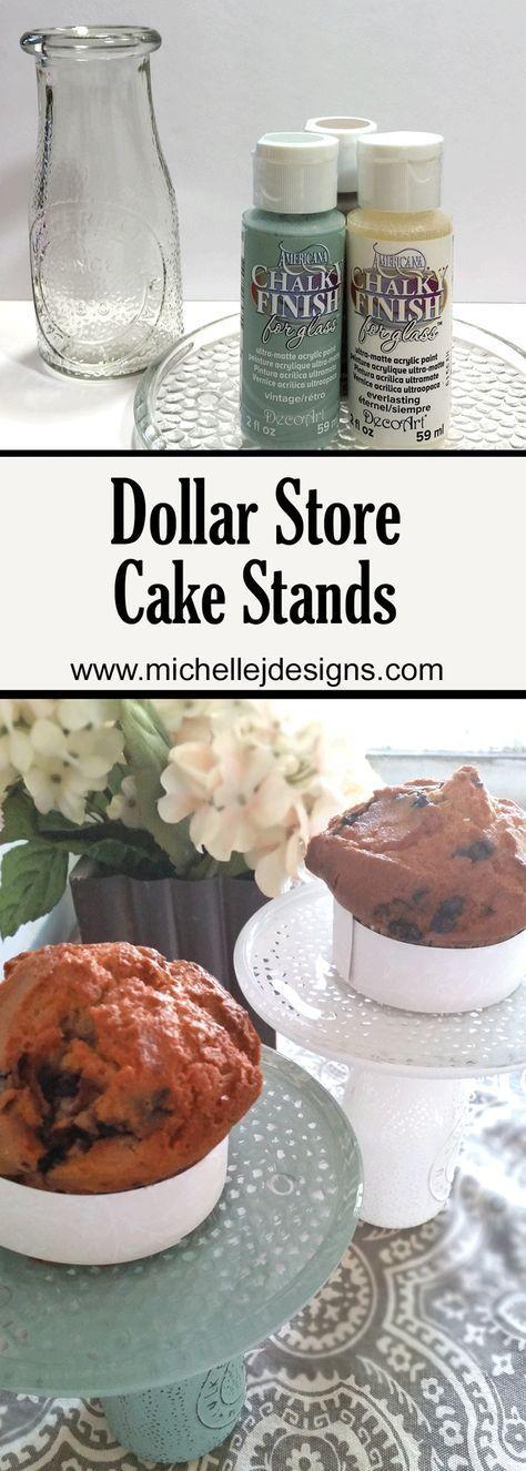 Erstellen Sie DIY-Dollar-Tortenstände mit ein paar einfachen Gegenständen. Sie werden diese lieben