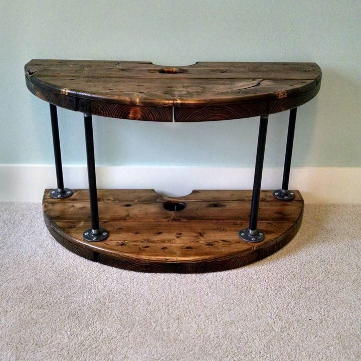 Outstanding Marvelous Diy Recycled Wooden Spool Furniture Ideas For Your Caraccident5 Cool Chair Designs And Ideas Caraccident5Info