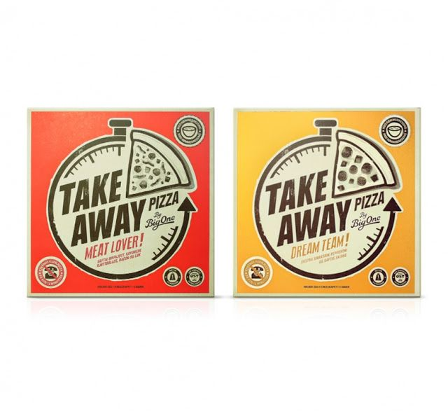 ILLUMINATION... Take Away by Big One on Packaging of the World - Creative Package Design Gallery