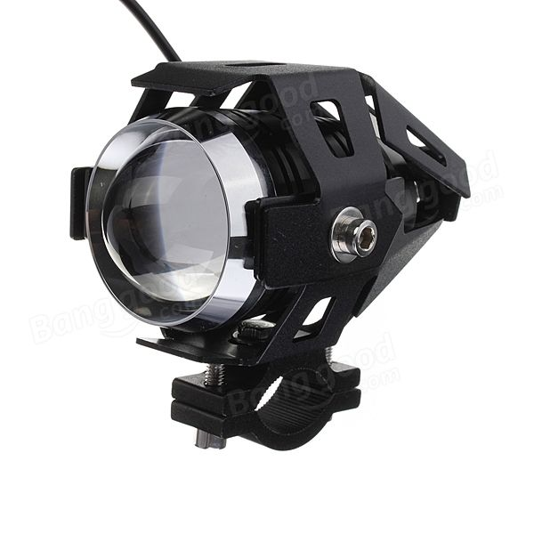 CREE U5 Motorcycle LED Headlight Waterproof High Power Spot Light - US$18.99