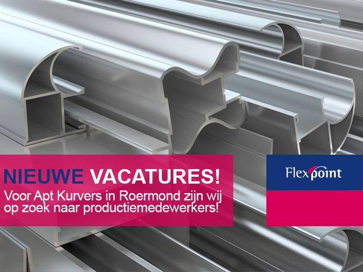 Kijk op http://www.flexpoint.nl/vacature/productiemedewerker-3-ploegendienst/986/3/ voor meer informatie.