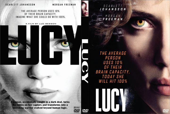Use 100 Of Your Brain Capacity By Downloading Lucy For Free Only
