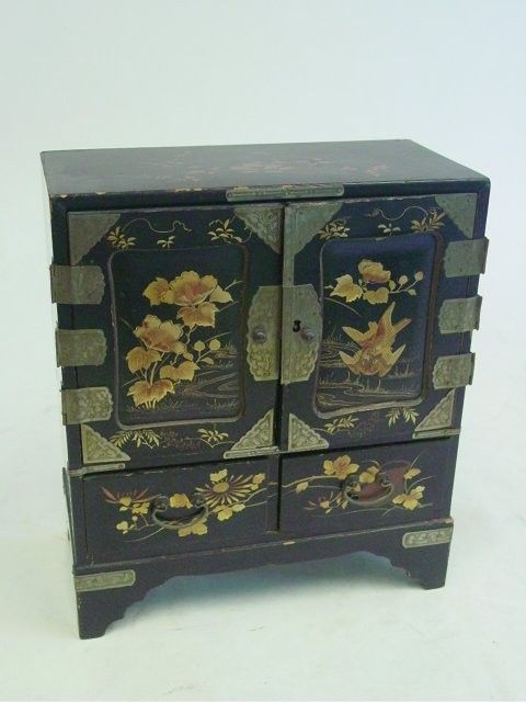 23 best Jewelry boxes images on Pinterest Antique jewelry boxes