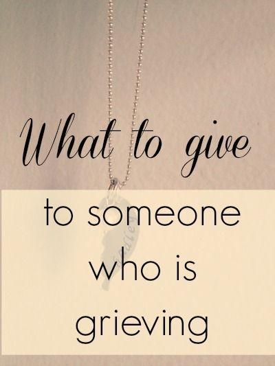 Tons of ideas for what to do when someone who is grieving - how to help a family member or friend who is dealing with grief.