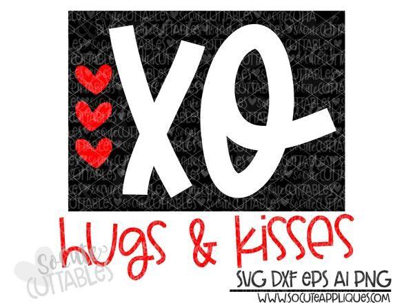 Valentines day Valentine SVG Love you svg valentines day clipart socuteappliques heart svg hugs /& kisses svg valentines day svg