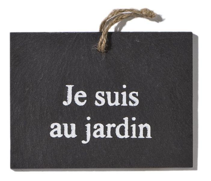 'Je suis au jardin' par Botanique Editions.