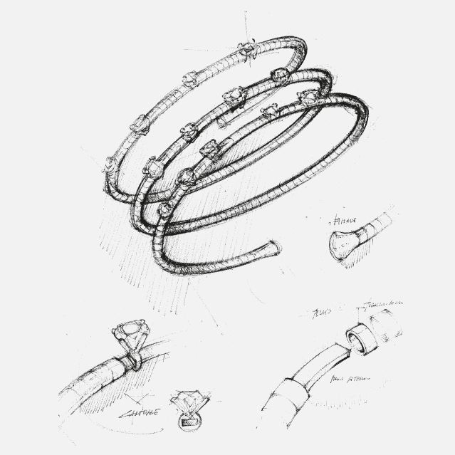 Massimiliano Bonoli - Sketch Jewel Design