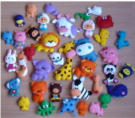 Как сделать:: украшения и игрушки из фетра — Полезные советы, консультации специалистов.