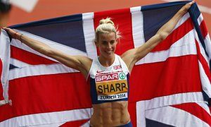 In-form Lynsey Sharp fears 800m Rio gold could still be beyond reach • Caster Semenya and Francine Niyonsaba remain favourites • Sharp sets her sights on breaking British record