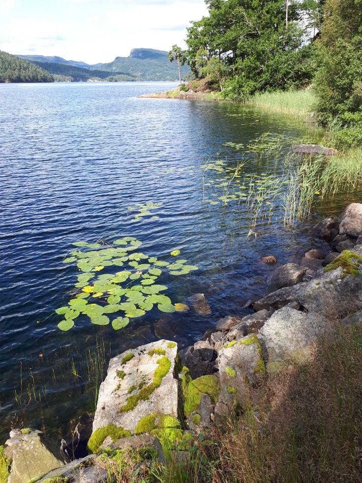 Flekkefjord. Norway.