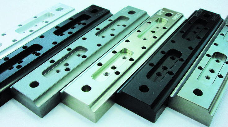 Surface treatment remain functional to high material. #Technology #aluminum