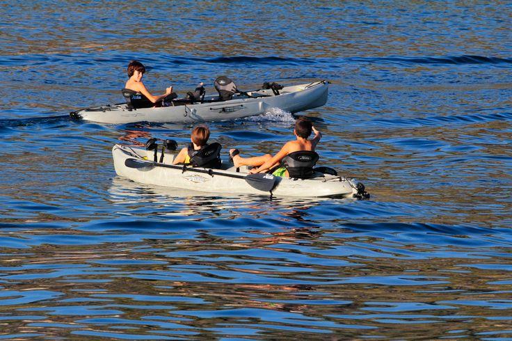 Kanoe-Kayak