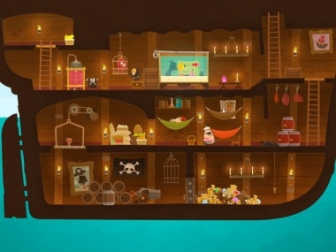 Tiny Thief Game Screenshot!