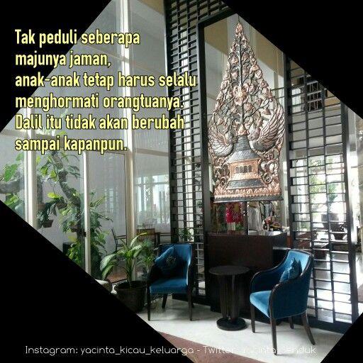 #yacintakicaukeluarga #yemayoaec #juniorypreschool .. www.yemayo.com Ph:0851.086.50001 #Jakarta #Indonesia Place in this photo: Jambuluwuk Boutique Hotel, Yogyakarta, Indonesia.
