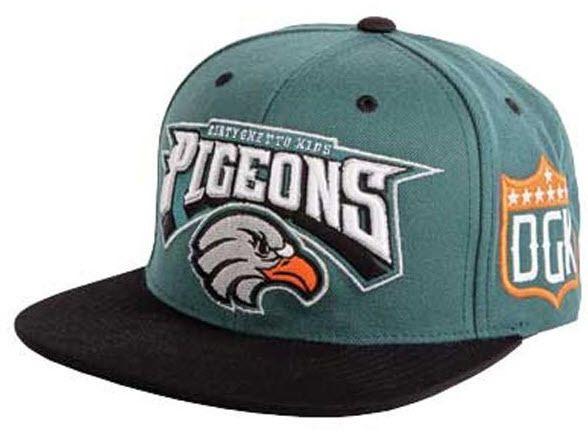 Fancaps - DGK Pigeons Cap Teal, $39.00 (http://www.fancaps.com.au/dgk-pigeons-cap-teal/)