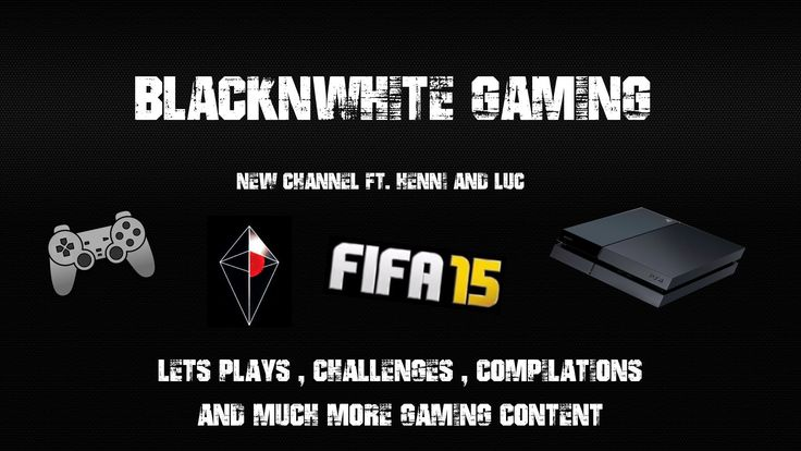 our trailer of our yt-channel blacknwhite_gaming if u want to check it out ----> https://www.youtube.com/channel/UCOWlbdRy62Y5uYr6G83knzg