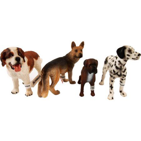 Schleich Dogs Figurine Set Multicolor Products Dogs