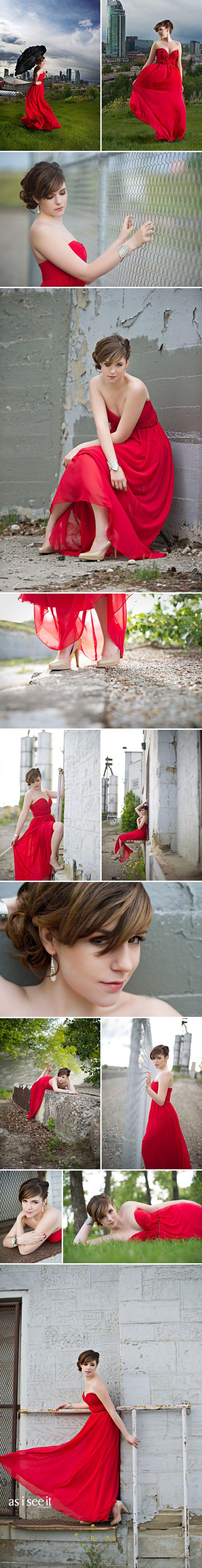 Ashley...a fashion inspired grad photoshoot