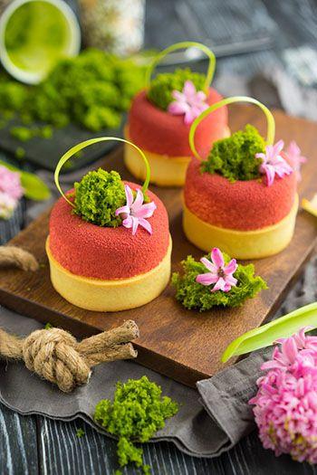 Современный муссовый десерт: Малибу - Andy Chef - блог о еде и путешествиях, пошаговые рецепты, интернет-магазин для кондитеров