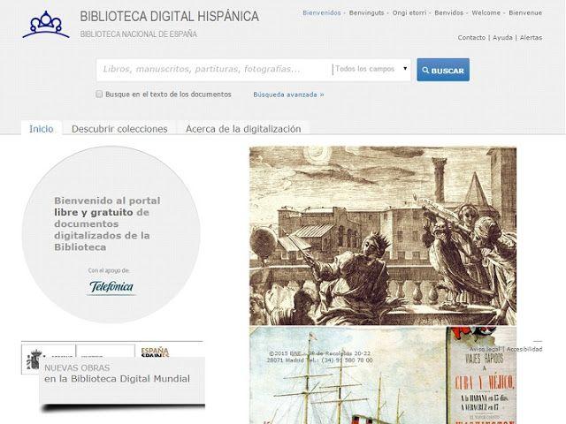 Cinco bibliotecas públicas con cientos de libros en español | Oye Juanjo!