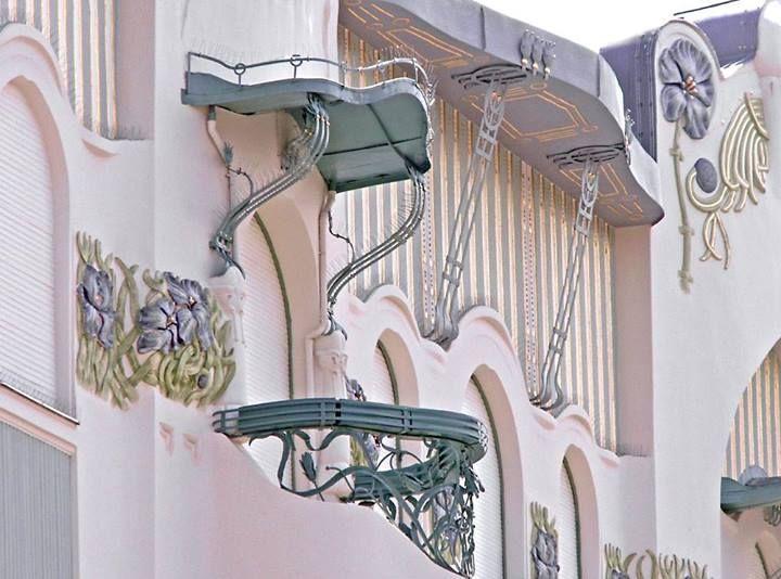 Art Nouveau Szeged, HUNGARY szecessziosmagazin.hu