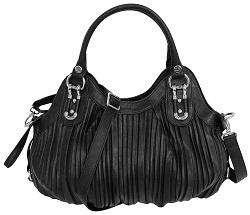 Gerry Weber Spotlight Damen Shopper Schwarz - Preis: 79,95 EUR Noch mehr Gerry Weber Taschen findet Ihr hier:  http://www.trendor.de/de/gerry-weber/handtaschen-taschen/